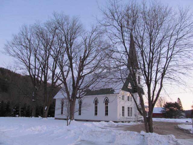 Congregational Church  East Brookfield VT image