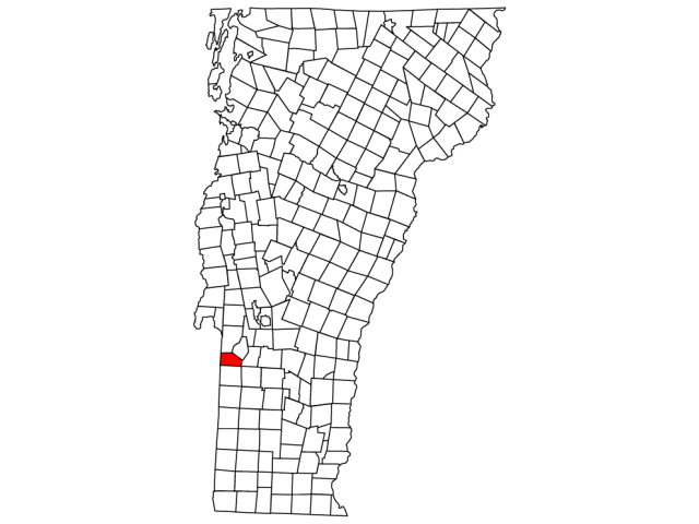 Wells locator map