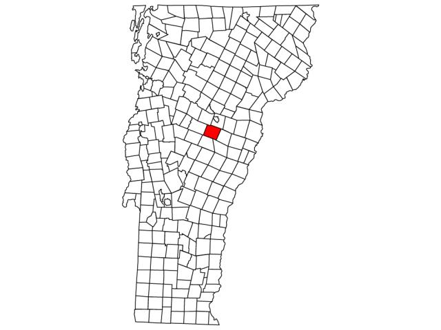 Williamstown locator map