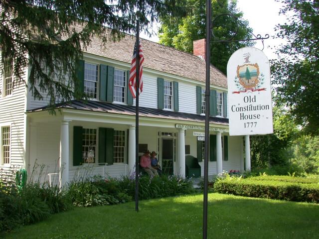 ConstitutionHouse WindsorVermont image