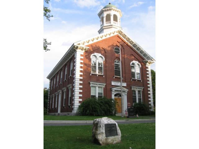 Woodstock Court House image