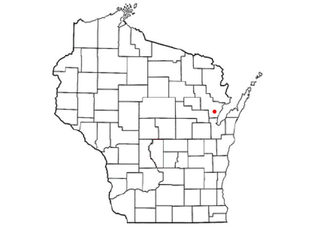 Abrams locator map