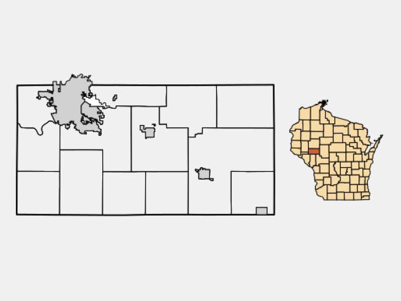 Augusta locator map