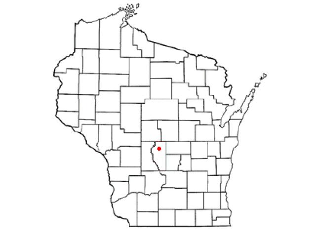 Big Flats location map