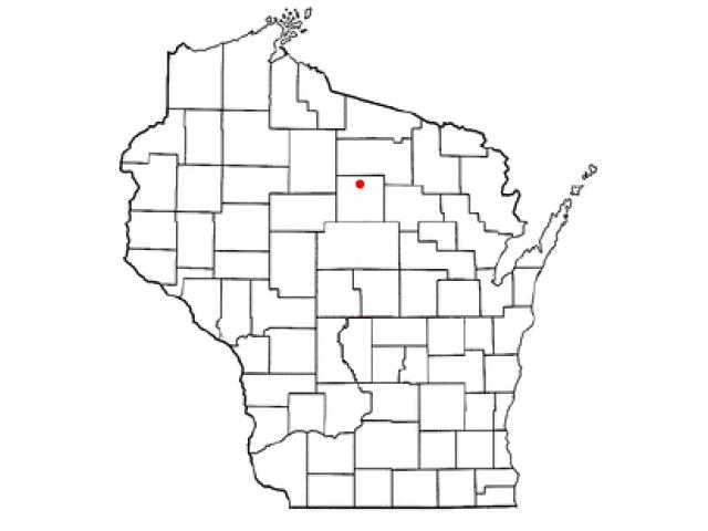 Bradley locator map