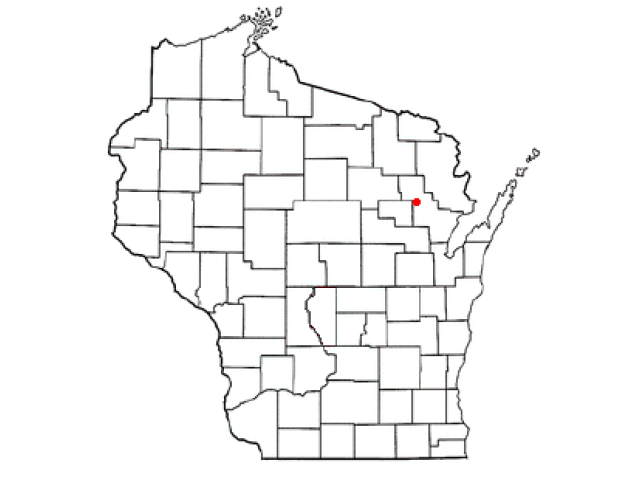 Breed locator map