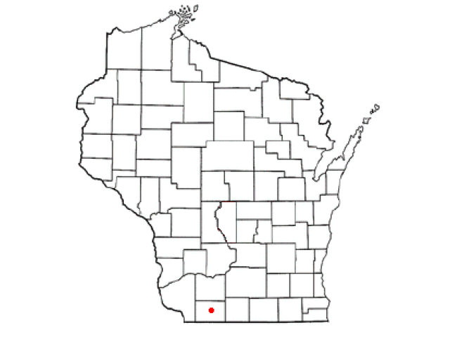 Darlington location map
