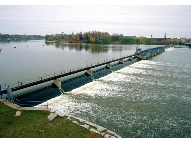 Depere Dam Depere Wisconsin image