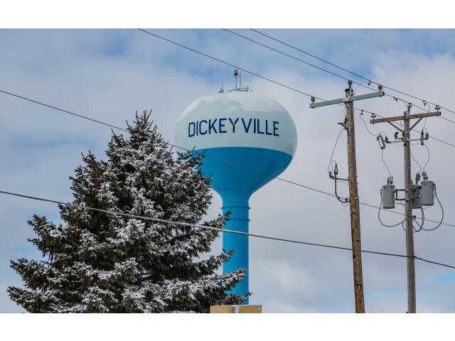 Watertower in Dickeyville  Wisconsin '2016' image
