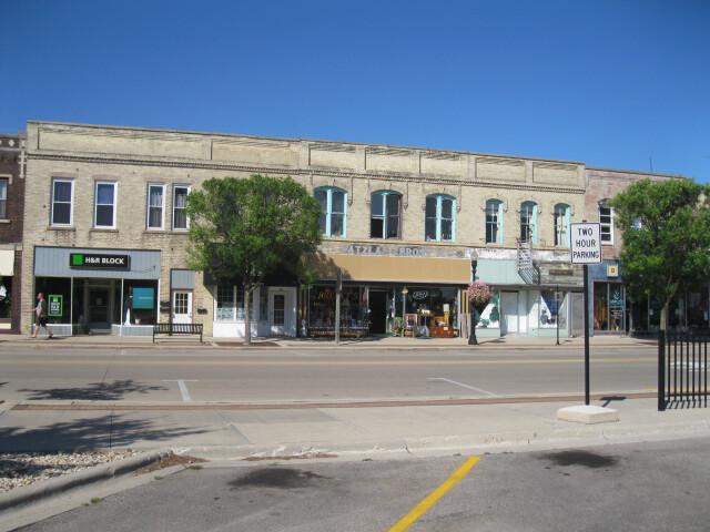 North side of Fulton Street  Edgerton  WI image
