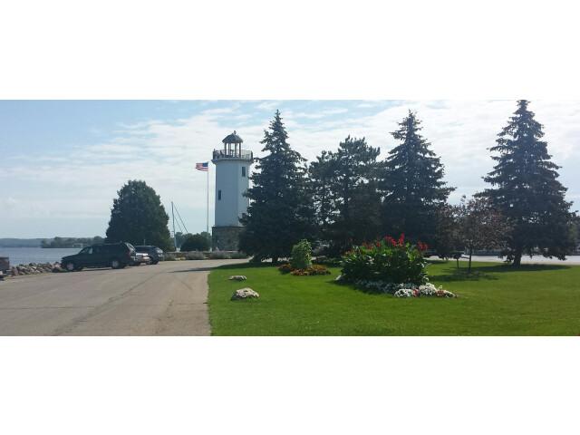 Fond du Lac Wisconsin Lighthouse image