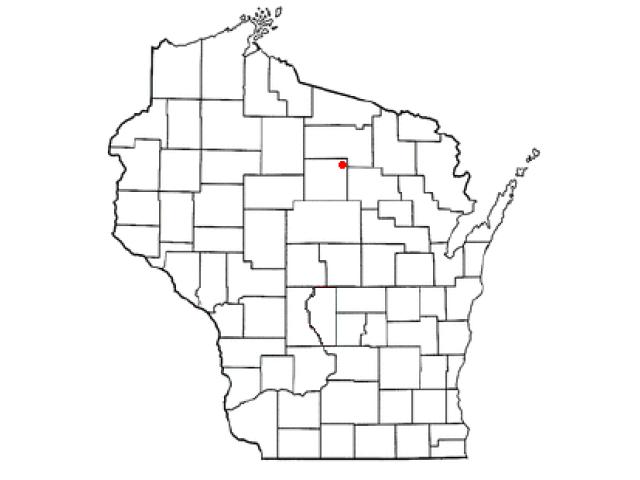 Harrison locator map