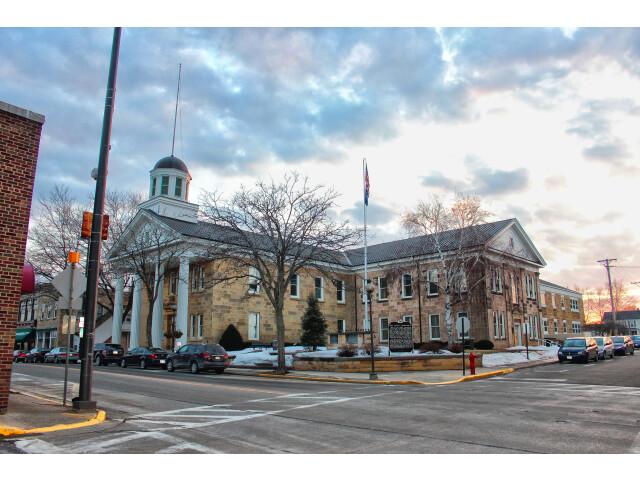 Iowa County Courthouse image
