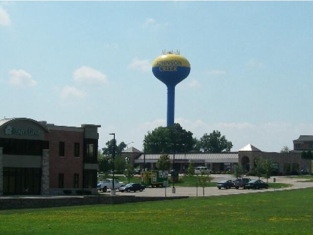 Village of Johnson Creek Water Tower image