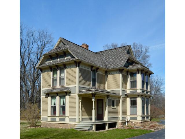 The Shekey House. image