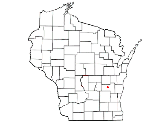 Lamartine locator map