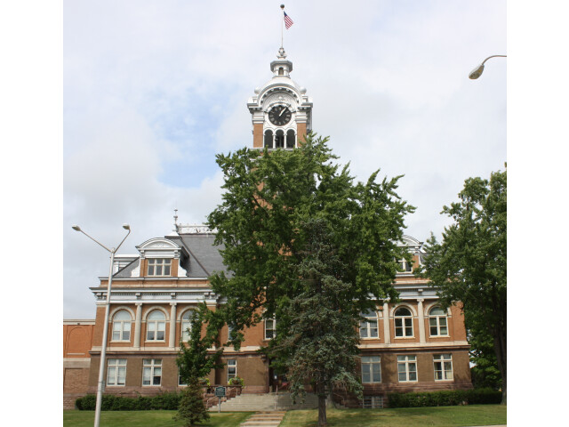 Lincoln County Wisconsin Courthouse image