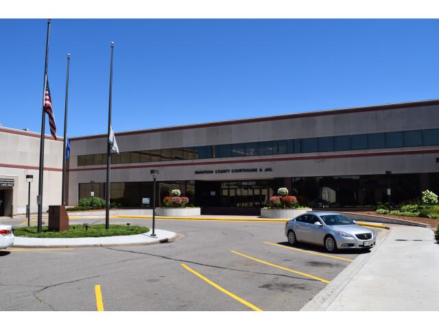 Marathon County Courthouse  Wisconsin image