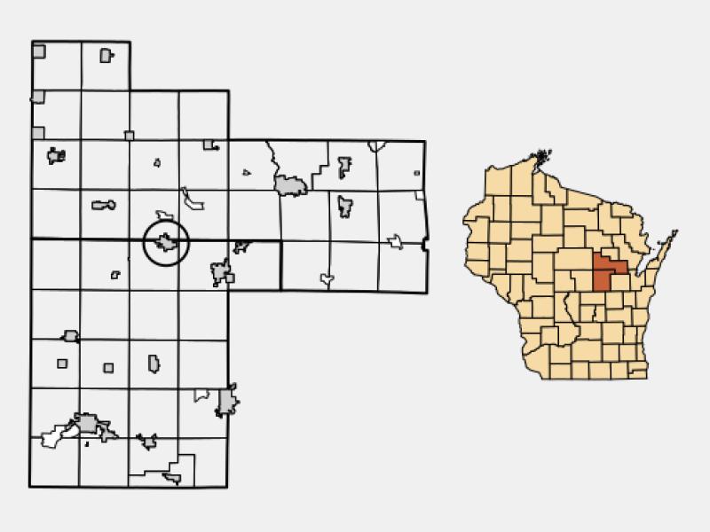 Marion locator map