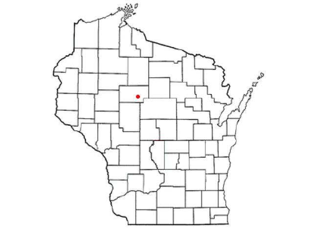 Medford locator map