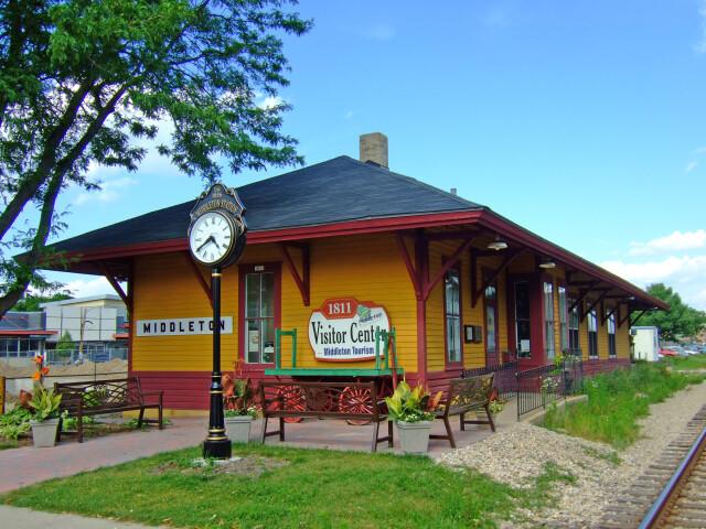 Middleton Depot image