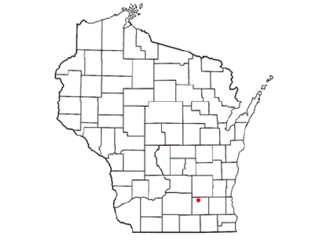 Milford location map