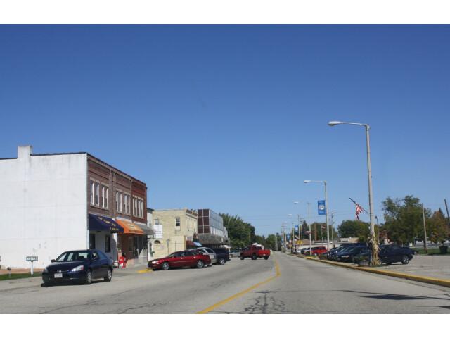 Milton Wisconsin Downtown image