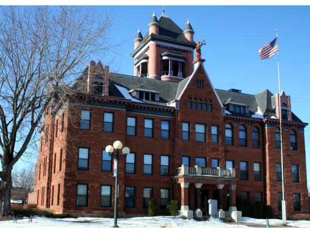 CourthouseMonroeCountyWI image