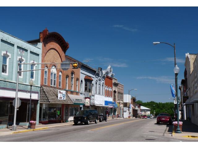 Neillsville Downtown image