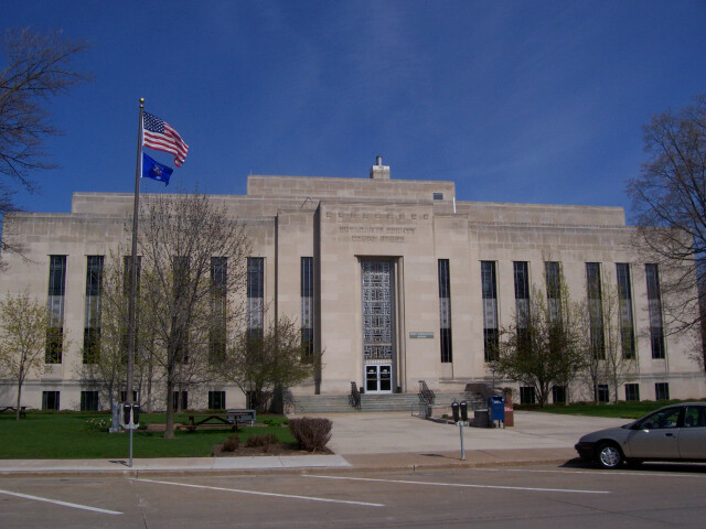 OutagamieCountyWisconsinCourthouse image