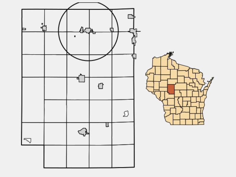 Owen locator map