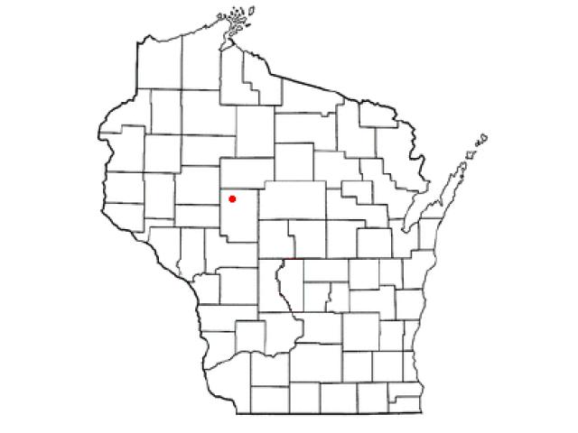 Reseburg locator map