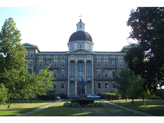 St Francis Seminary image