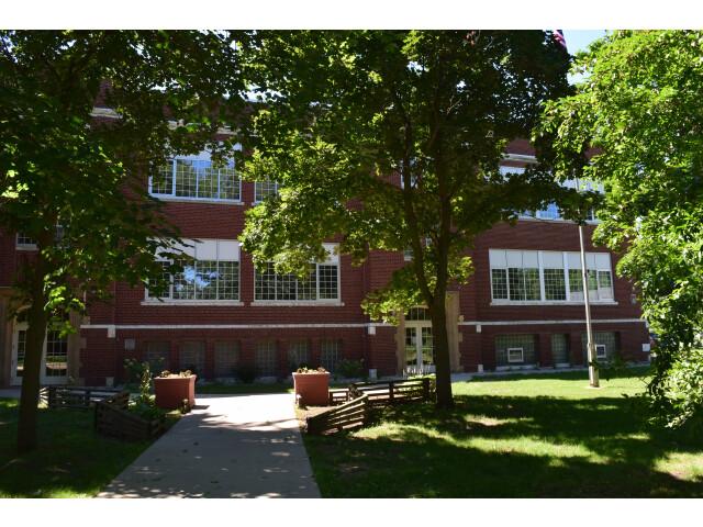 Schofield School  Schofield  WI image