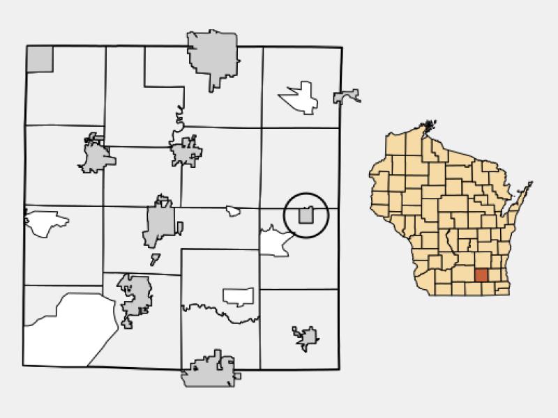 Sullivan locator map