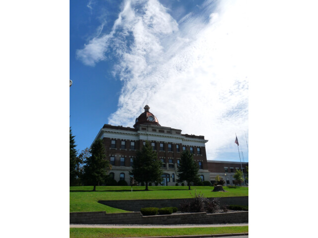 Taylor County Courthouse Medford Wisconsin image