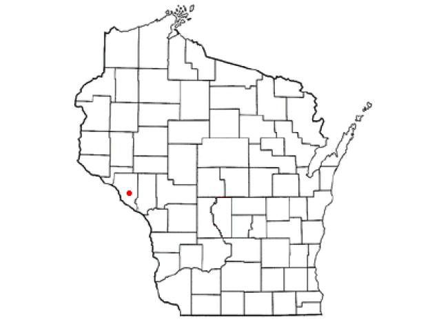 Waumandee location map