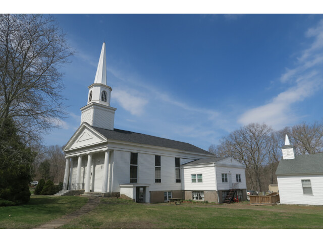First Congregational Church  Andover CT image