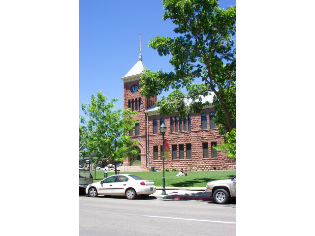 Old Coconino County Courthouse image