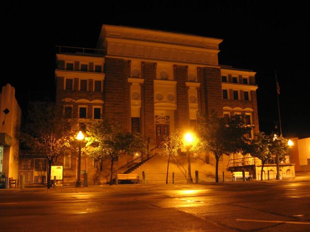 Gila county arizona courthouse image