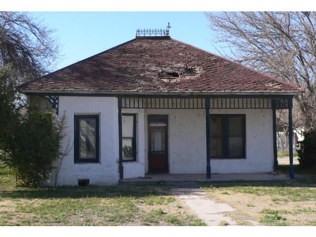Benjamin F. Billingsley house from SE 1 image