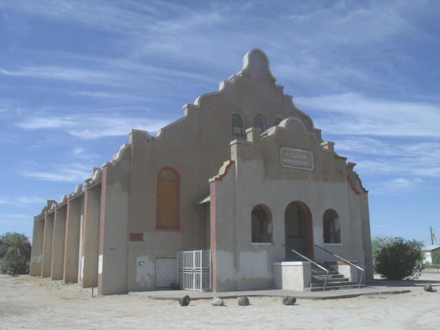 Sacaton-Cook Memorial Church-1870-1 image