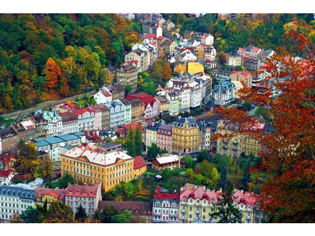 Karlovy Vary Czech image