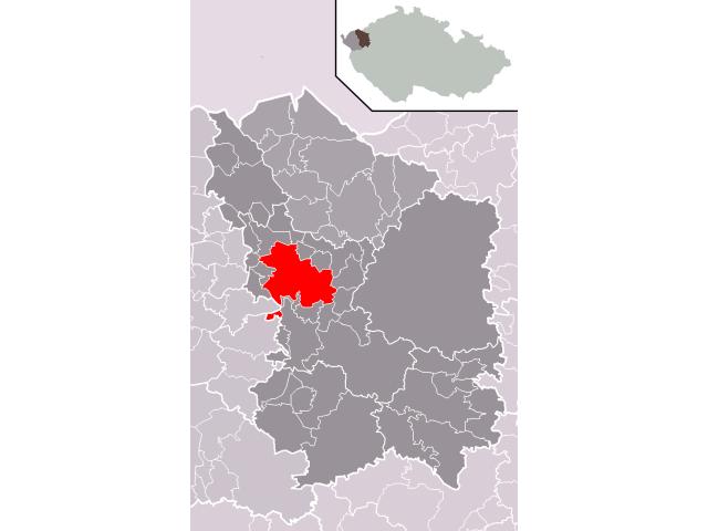 Carlsbad locator map