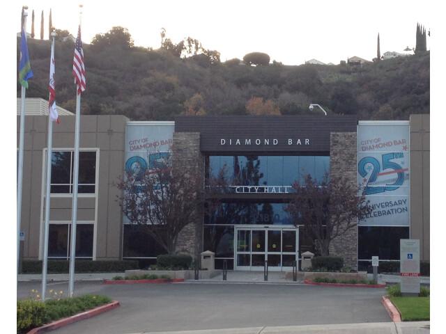 Diamond Bar City Hall 20141215 image