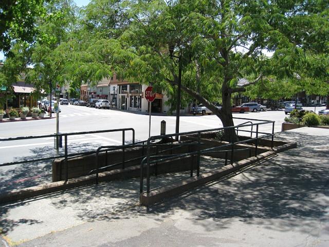 DowntownFairfaxCAShot1 image