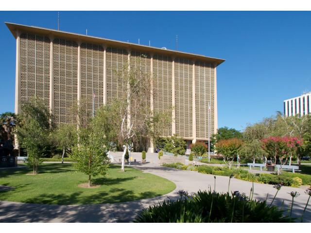 Fresno county courthouse image