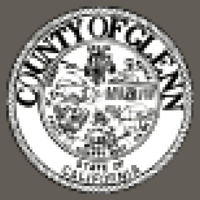 Seal of Glenn County  California seal image