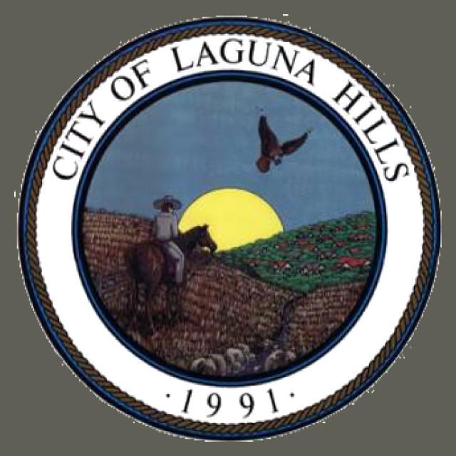 Seal of Laguna Hills  California seal image