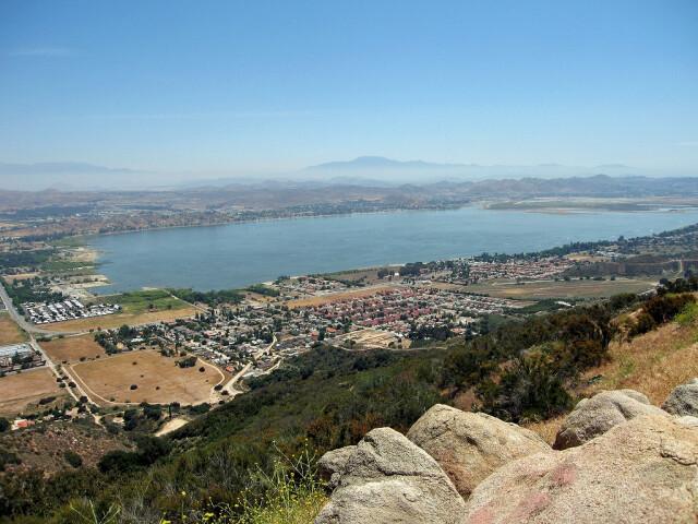 Lake elsinore view image